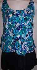 7957   PLUS SIZE 1 Pc Multi Color Swimsuit Assorted Sizes Available
