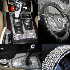 NEW Self Adhesive Rhinestone Crystal Diamond Gemstones Decoration Gems For Car
