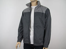 "NEW MEN'S COLUMBIA ""Raincreek Falls"" RAIN/WIND JACKET  SIZE: S-M-L-XL-2XL"