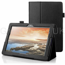 SMART PU LEATHER CASE COVER WITH STAND FOR NEW LENOVO IDEATAB TABLET PHABLET