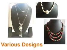 Fashion Jewellery Mixed Style Necklace Jewelry   LOW PRICES   FREE POSTAGE