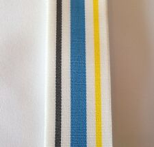 United Nations Full Size Medal Ribbon, UN Police Support Group, UNPSG, Military