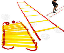 4m/8m Fitness Football Coaching Training Agility Speed Practise Ladder Carry Bag