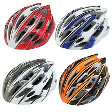 Cygnus Mens Adult Adjustable L Size Cycling Bicycle Bike Helmet w/ Visor