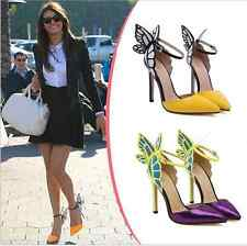 sophia Vampire Diaries female fantasy butterfly wings pointed high-heeled heels