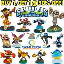 SKYLANDERS SWAP FORCE CHARACTER FIGURES + SWAPPABLE + LIGHTCORE TRAP TEAM