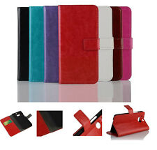 fenma Luxury wallet Card Holder PU Leather Cover Case for Samsung S3 S4 S5 /bete