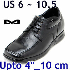 "HEIGHT INCREASING ELEVATOR SHOES_Upto 4""/ 10cm_US 6~10.5 (s-vonin)"