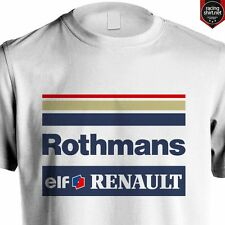 WILLIAMS RENAULT F1 ROTHMANS RACING SENNA HILL