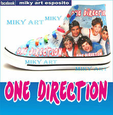 ONE DIRECTION SCARPE SHOES  sneakers SHOES ZAPATOS CHAUSSURES SCHUHE обувь