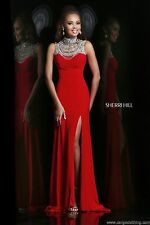 Sherri Hill 21355 Couture Gown Various Colours & Sizes