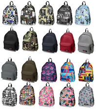 Eastpak Padded Pak'R Unisex/Mens/Girls Backpack/Rucksack/Bag 40+ Colours/Prints