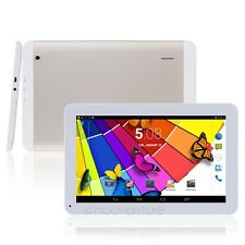 "10.1"" MTK8382 Quad core 8GB Android 4.2 Dual SIM Cameras GPS 3G Phone Tablet PC"