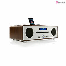 Brand New! RUARK R4i integrated music system Docking Audio for iPhones, Android
