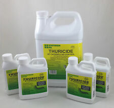 Thuricide (Dipel) Bt Garden Insecticide - Certified Organic - OMRI approved