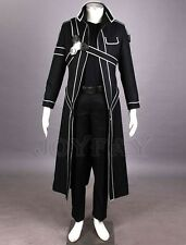 Kirito Anime Cosplay Costume Another Me Sword Art Online Sword Shoes Outfit