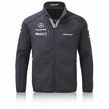McLaren Mercedes 2014 Replica Teamwear Collection Men's Soft Shell Jacket