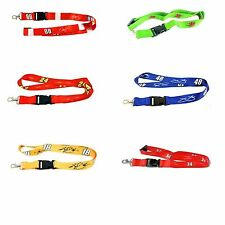 OFFICIALLY LICENSED NASCAR LANYARDS PICK YOUR DRIVER