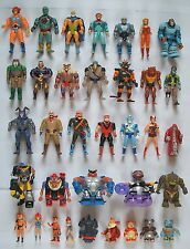 Original Vintage Incomplete Thundercat Action Figures - Choose Your Own
