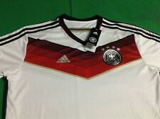 NEW LIMITED WC 2014-15 GERMANY HOME JERSEY 4 STAR VERSION FREE ANY NAME & NUMBER