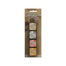 Distress Ink Mini Kits from Tim Holtz