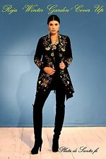 """AMAZING/Colorful """"Winter Garden Cover Up"""" ROJA Fall 2014 Collection FREE SHPMT!"""