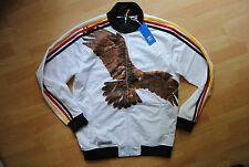 Adidas Germany E12 College Size S M X28041 Germany Training Track Jacket Top