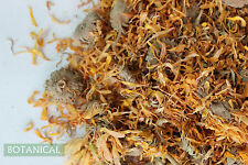 Calendula Dried Flowers Whole (marigold) - 1 lb to 44 lb
