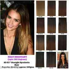 22 Inch Straight Ombre Dip Dyed Hair Extensions, Brand New In, July 2014