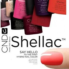 CND Shellac Power Polish - UV/LED Smalti - 7.3ml - (Colori P-Z)