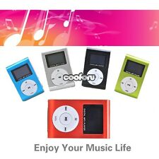 For 2-32GB FM Radio Mini MP3 Player LCD Digital Media Player CO99