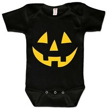 Halloween Jacko'lantern Baby Clothes Infant Bodysuit Jumper Shower Gift cute