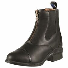 Ariat Devon Pro VX Paddock Boots - Zip - Ladies - BLACK - All Sizes - FREE SHIP