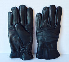 Leather Gloves Hakson Winter Dressing Genuine Sheep Skin Leather Warm Polar