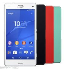 """Sony XPERIA Z3 Compact D5803 (FACTORY UNLOCKED) 20.7MP - 4.6"""" - Pick Your Color"""