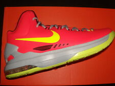 Men New Nike Zoom KD V DMV Kevin Durant 10 Bright Crimson/Volt Maryland