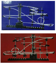 Marble Run Roller Coaster Construction Kit Space Toy Level 1, 2