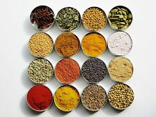 Whole & Powdered Spices Masala and Seeds For Indian Cooking | Direct From India