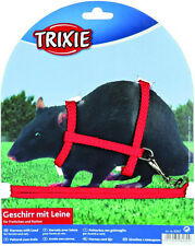 Trixie Harness with Lead for Ferrets and Rats (6262)
