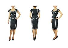 Chic and Stylish Pinup Pencil Dress