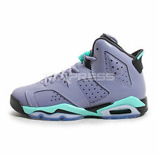 Nike Air Jordan 6 Retro GG [543390-508] Basketball Iron Purple/Turquoise-Black