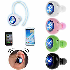 Wireless Bluetooth HandFree Sport Headset Headphone for Samsung iPhone LG HTC