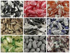 ASSORTED COUGH SWEETS (LOW POSTAGE, WE POST UP TO 600g FOR ONLY £1.30!)