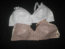 Glamorise 1010  A & B Lightly Lined Softcup Bra Choose size / Color New in bag.
