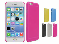 "Ultra Thin 0.3mm Clear Hard Back Skin Case Cover For 4.7"" Apple iPhone 6"