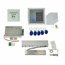 Set Home Security Electric FRID Door Lock Magnet Magnetic Access Control System
