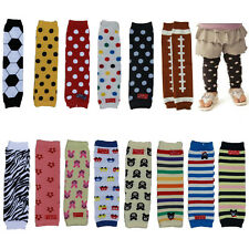 New Baby Toddler Boys Girls Long Legging Leg Warmers Socks