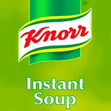 Knorr Soup 4 Flavors 73MM incup Vending drinks for Darenth Klix in cup Machines
