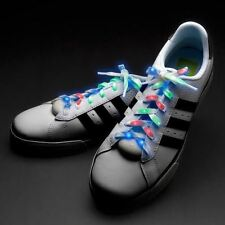GloWalkers LED Light-up Shoelaces Safety Lights 4 Colors To Choose
