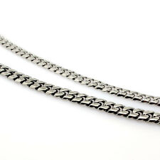 High Quality 316L Stainless Steel Necklace Pick from 2 different style and width